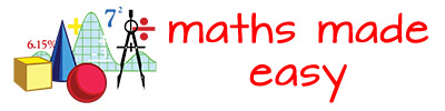 maths made easy Logo